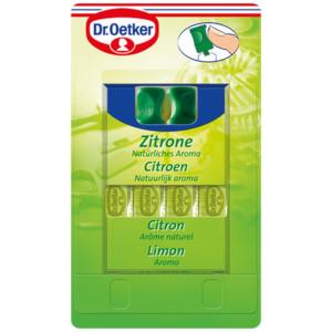 Dr.Oetker Aroma Zitrone 4 x 2ml