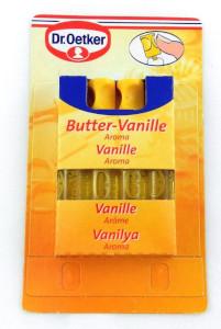 Dr.Oetker Aroma Butter-Vanille 4er x 2ml