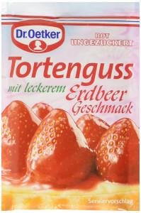 Dr.Oetker Tortenguss Erdbeer Geschmack 3er x 12,5g
