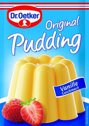 Dr Oetker Original Pudding Vanille (3x37g)