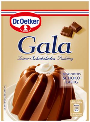 Dr.Oetker Gala Feiner Schokolade Pudding 3er x 50g