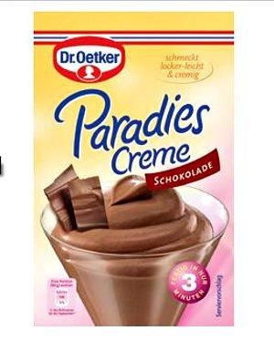 6- Dr.Oetker Paradies Creme Schokolade 74g