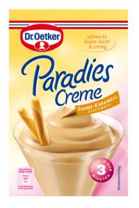 Dr Oetker Paradies Creme Sahne-Karamel 65g