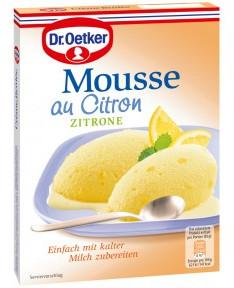 Dr.Oetker Mousse au Zitrone (Der Feine Klassiker) 93g