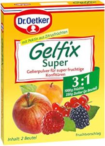 4- Dr.Oetker Gelfix Super 3:1 (2 Beutel je 25g) 50g