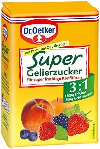 Dr Oetker Super Gelierzucker 3:1 (500g)