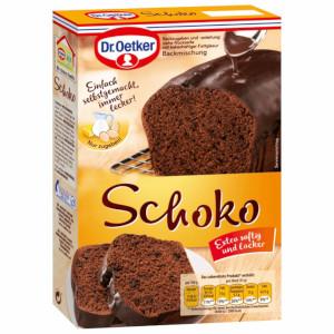 Dr. Oetker Backmischung Schoko Kuchen 485g