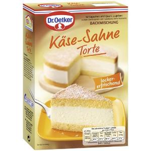 Dr.Oetker Backmischung Käse-Sahne Torte 385g