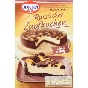 Dr.Oetker Backmischung Russischer Zupfkuchen 670g