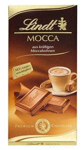 Lindt & Sprüngli Mocca aus Kräftigen Moccabohnen 100g