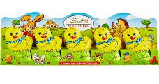 Lindt 5 Küken aus Vollmilch Schokolade 50g
