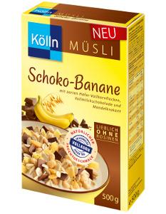 Kölln Müsli Schoko-Banane 500g