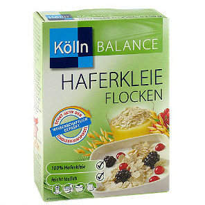 Kölln Haferkleie Flocken 250g