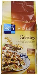 Kölln Müsli Schoko Das Original 2000g