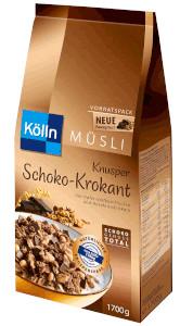 Kölln Müsli Knusper Schoko Krokant 1700g