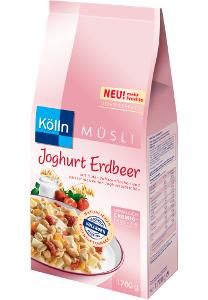 Kölln Müsli Joghurt Erdbeer 1700g