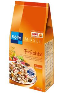 Kölln Müsli Früchte Der Klassiker 1700g