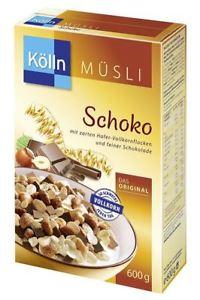 Kölln Müsli Schoko Das Original 600g