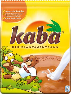 Kaba: Plantagentrank Schokolade. (500g)