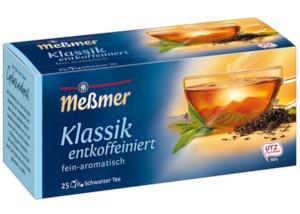 Meßmer Klassik Entcoffeiniert 43,75g für 25er