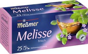Messmer Melissen-Mischung 50g für 25er x 2g