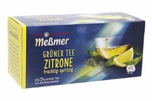 Messmer Grüner Tee Zitrone 43,75g für 25er x 1,75g