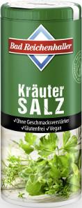 Bad Reichenhaller Kräuter Salz 90g
