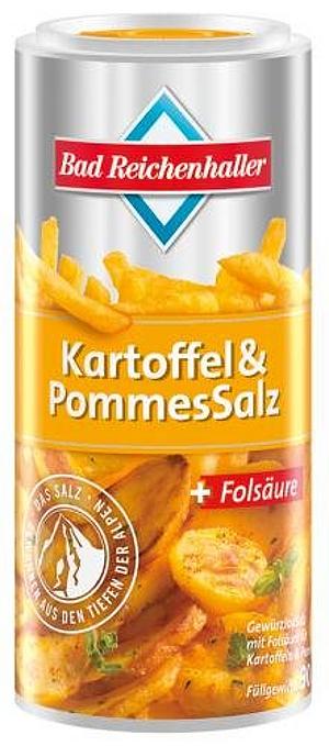 Bad Reichenhaller Kartoffel Jod Salz (90g.)