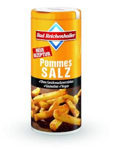 4- Bad Reichenhaller Pommes Salz 90g