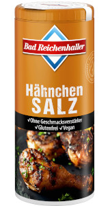 Bad Reichenhaller Hähnchen Salz 90g