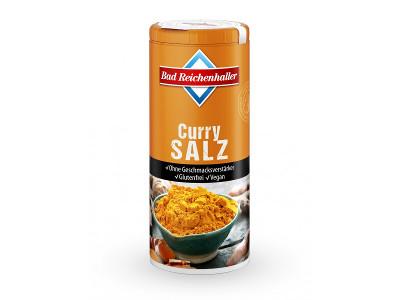 Bad Reichenhaller Curry Salz mit Jod und Folsäure 90g