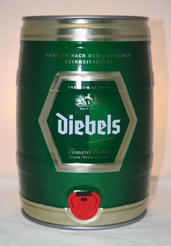 Diebels Altbier (5l)