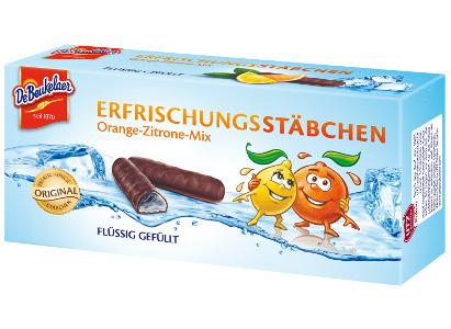 DeBeukelaer Original Erfrischungs-Stäbchen 75g
