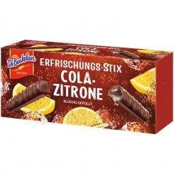 DeBeukelaer Erfrischungs-Stix Cola-Zitrone 75g