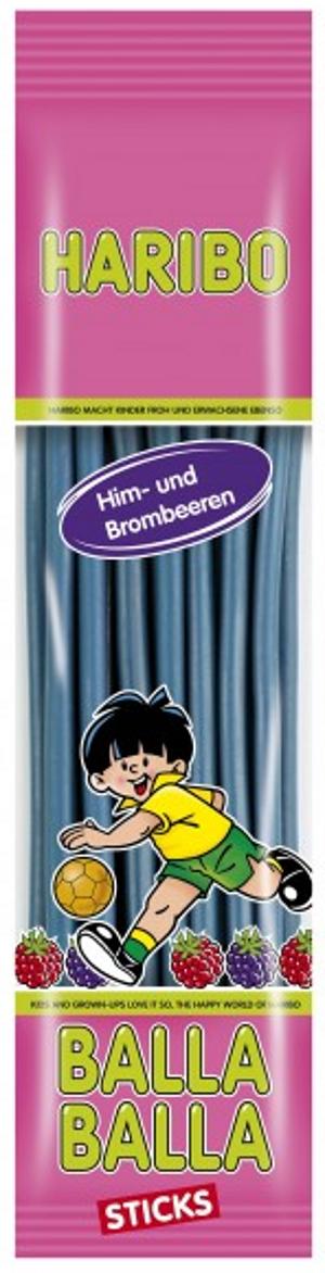 Haribo Balla Stixx Himbeeren & Brombeeren 200g