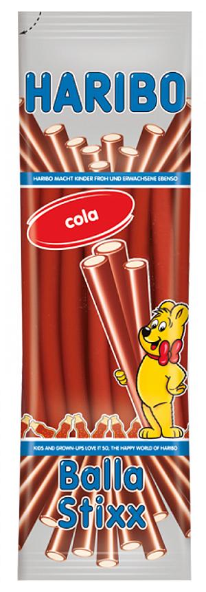 8- Haribo Balla Stixx Cola 200g