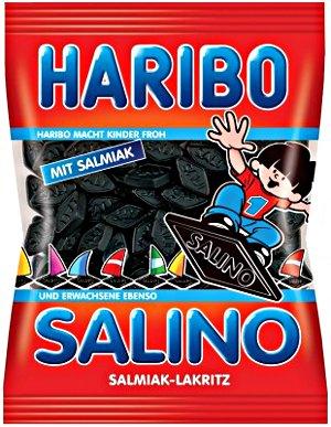 Haribo Salino mit Salmiak 200g