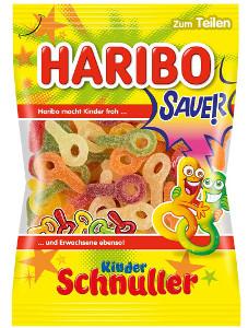 Haribo Kinder Schnuller Sauer 200g
