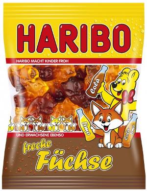 Haribo freche Füchse (200g)