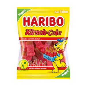 Haribo Kirsch-Cola Veggie 200g
