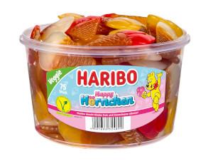 Haribo Happy Hörnchen Fruchtgummi mit Cola-Geschmack 1350g
