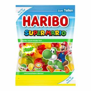 Haribo Super Mario Sauer 175g