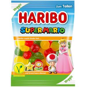 Haribo Super Mario Veggie 175g