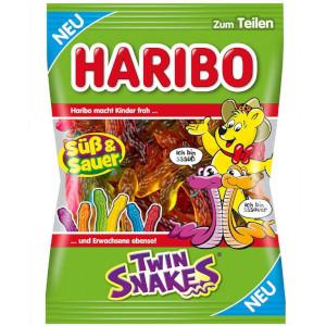Haribo Twin Snakes Süss Sauer 175g