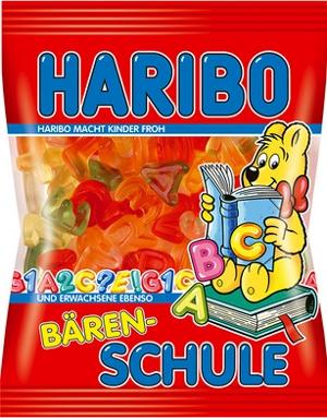 Haribo Bären-Schule (200g)