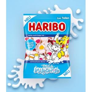 Haribo Milch Milpferde 175g