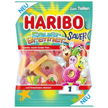 6- Haribo Brenner Sauer 175g