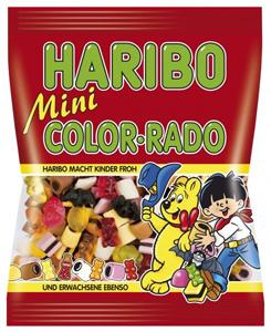 5- Haribo Mini Color-Rado 175g