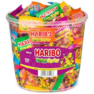 Haribo Happy Easter 1000g für 100 mini beutel à 10g
