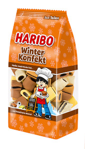 Haribo Winter Konfekt 300g
